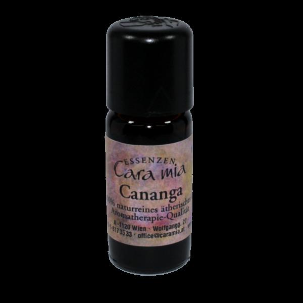 Cananga Cananga odorata 100% naturreines ätherisches Öl in Cara Mia Institut in Wien. Ätherische Öle, Seminare.