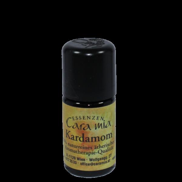 Kardamom Elettaria cardamomum 100% naturreines ätherisches Öl in Cara Mia Institut in Wien. Ätherische Öle, Seminare.